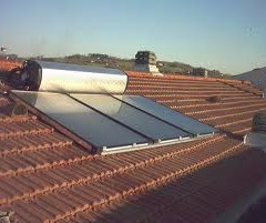 Come funzionano i Pannelli Solari per produrre acqua calda