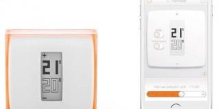 Netatmo Termostato Wifi per il controllo della Caldaia a Distanza