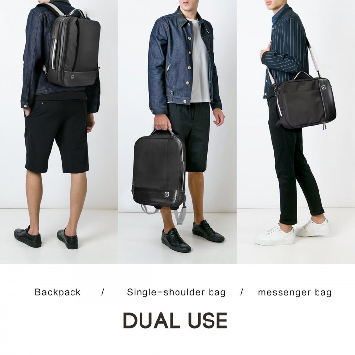zaino porta pc dual use