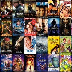 I migliori 50 film di sempre da vedere in Blu Ray